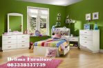 Set Tempat Tidur Anak Minimalis Modern