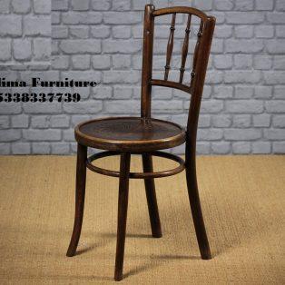 kursi Cafe koboi Chairs Kayu Jati