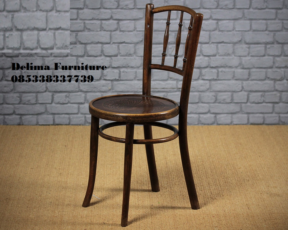kursi cafe koboi Chairs Kayu Jati