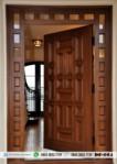 Pintu Rumah Utama Modern 1 Pintu
