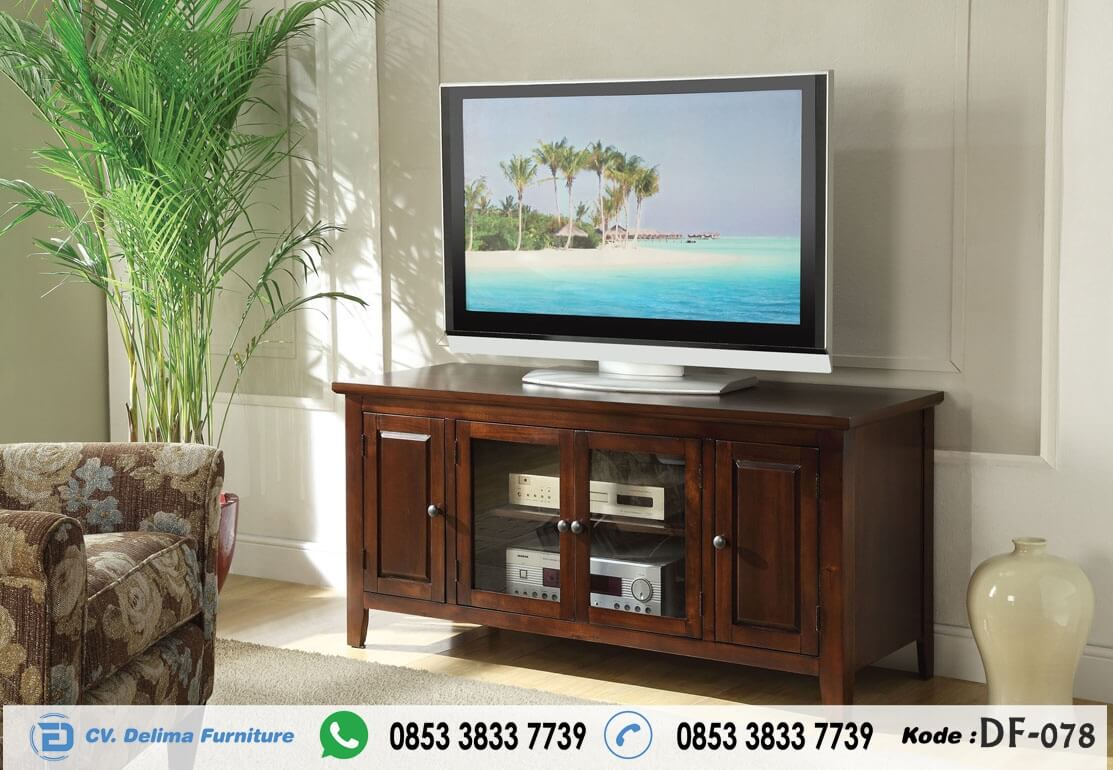 Bufet Tv Minimalis Terbaru Cabinet Stand Antiq