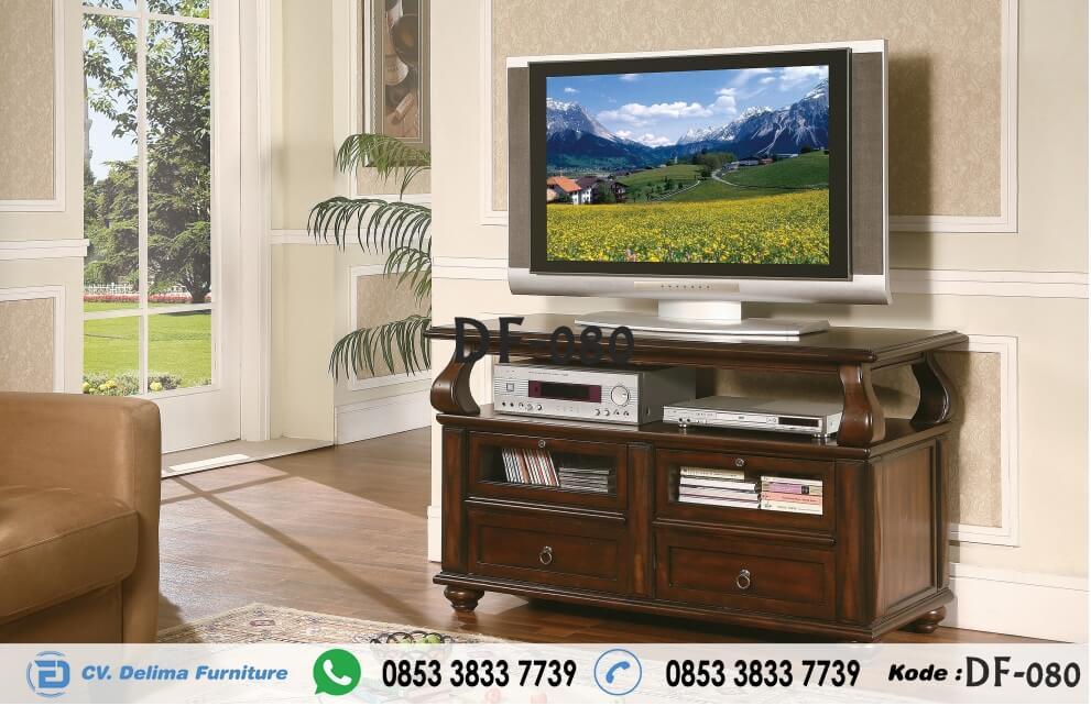 Bufet Tv Minimalis Terbaru Cabinet Stand Jepara