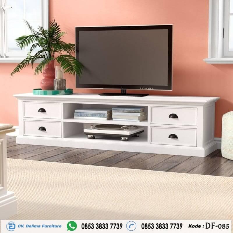 bufet tv minimalis terbaru cabinet stand jual lemari meja