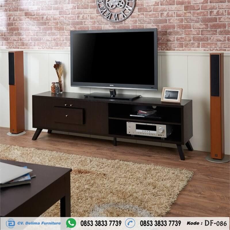 Bufet Tv Minimalis Terbaru Cabinet Stand Retro