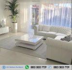 Sofa Tamu Cester Lengkung Full Cover