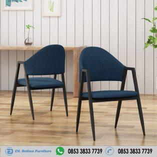 Kursi Cafe Retro Minimalis Modern