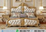 Ranjang Tidur Klasik Gold Life Manohara