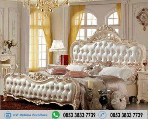 Tempat Tidur Klasik Elegant Penajam