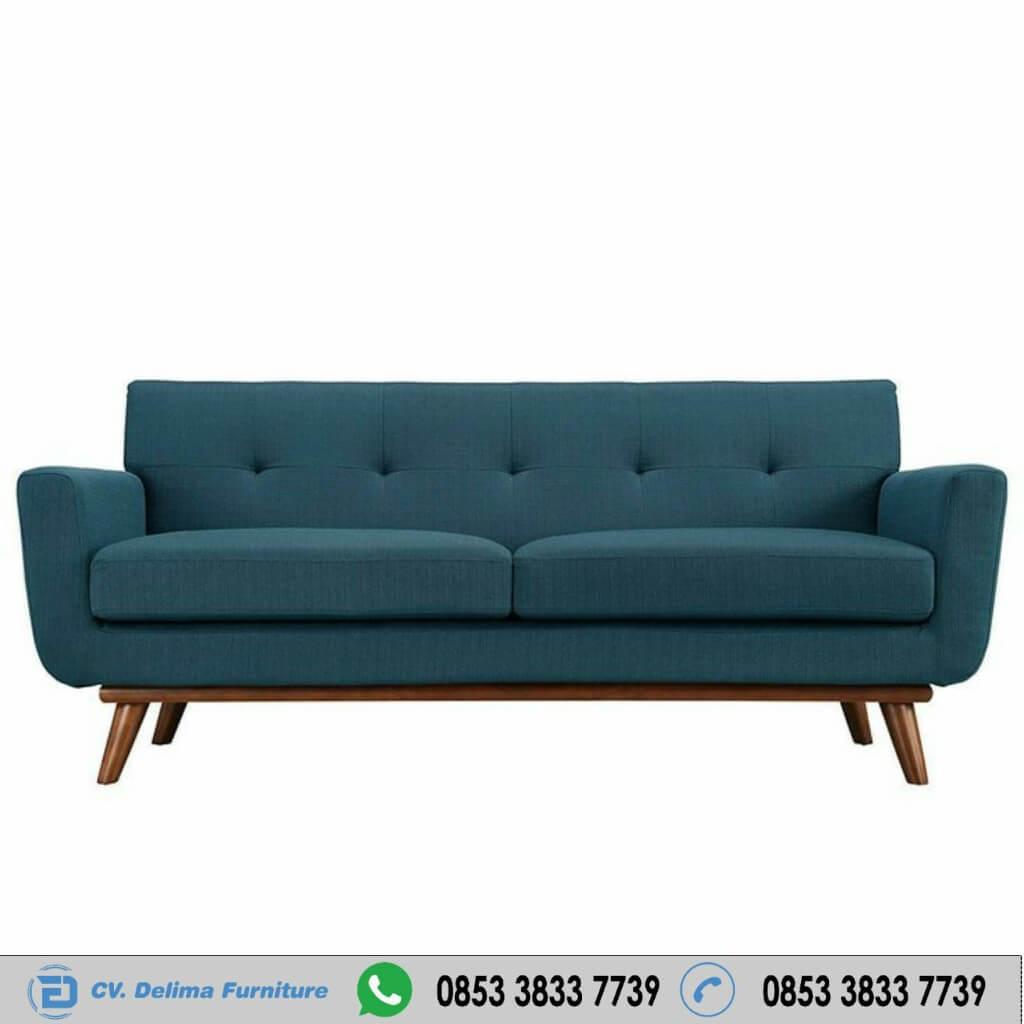 Kursi Sofa Minimalis Modern Couch Vintage