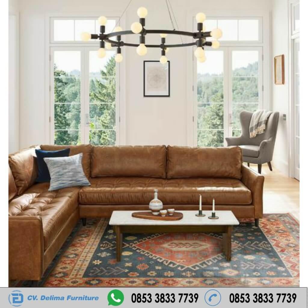 Kursi sofa Kantor
