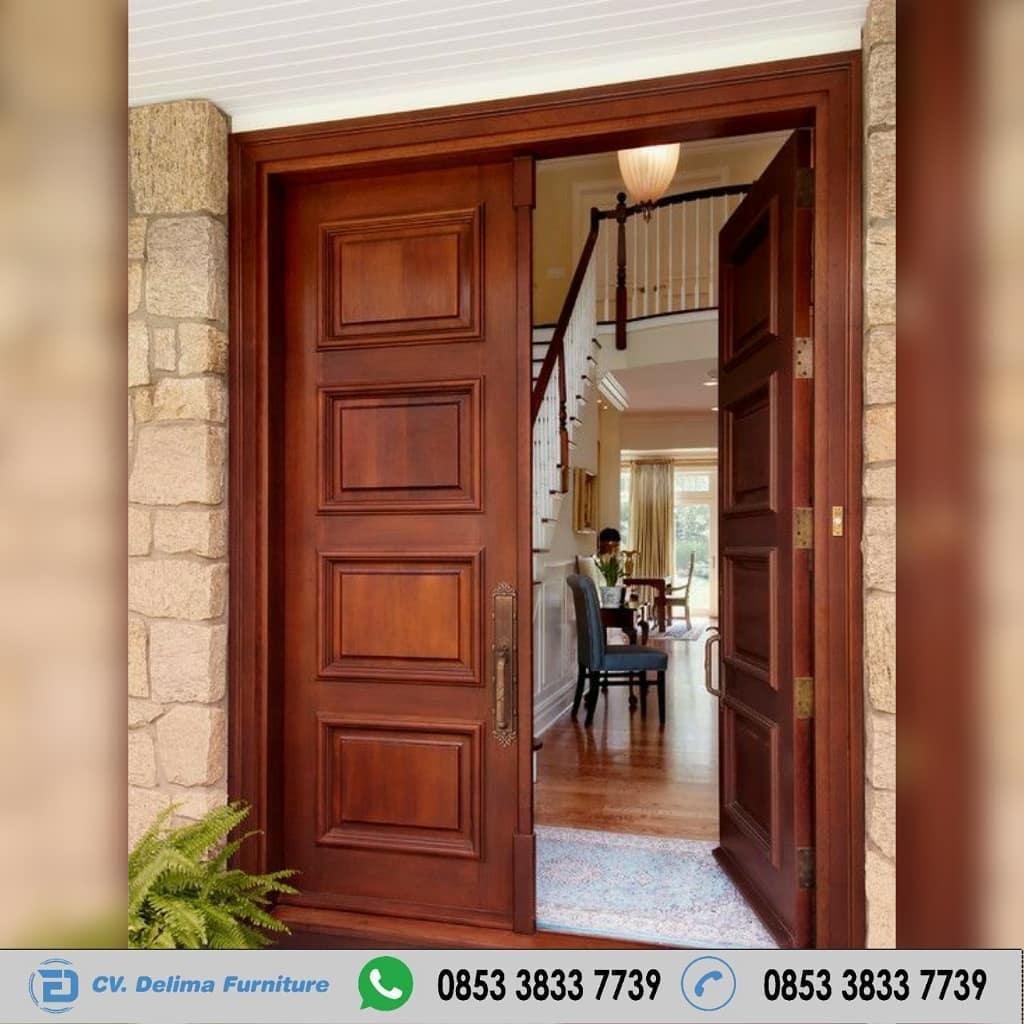 Kusen Pintu Rumah Jakpus