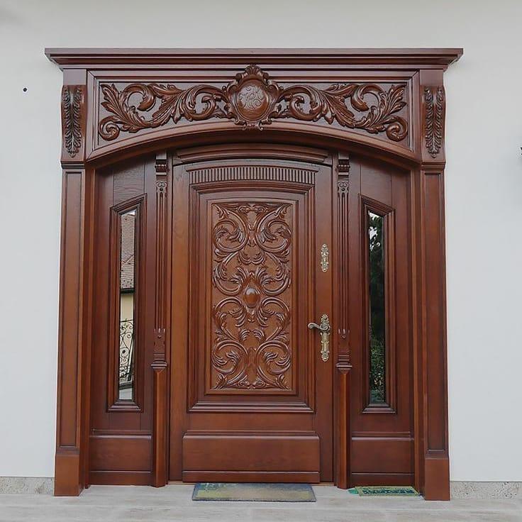 Pintu Rumah Perumahan
