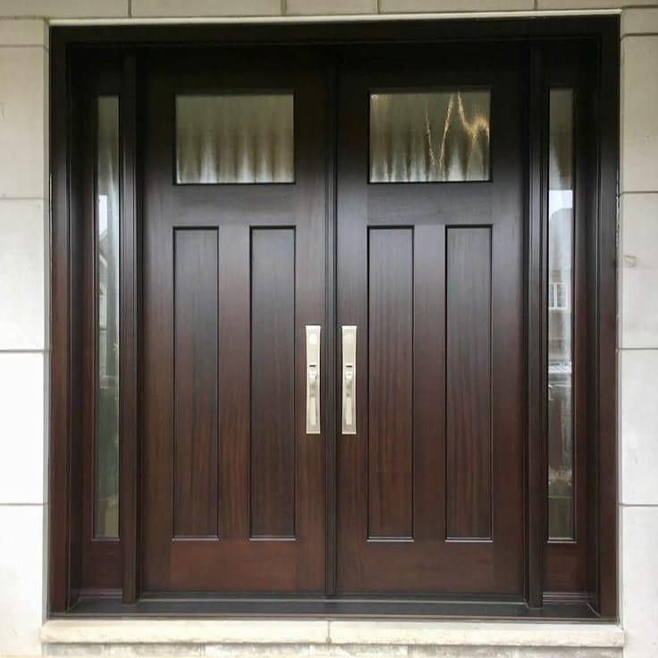 Pintu Rumah Utama Pribadi