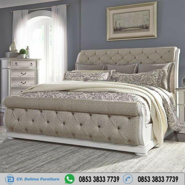 Tempat Tidur Full Cover Bagong Modern